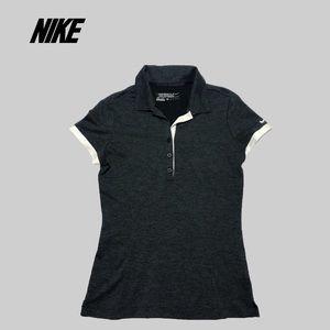 NWOT Nike Victory Block Dri-Fit Golf Polo